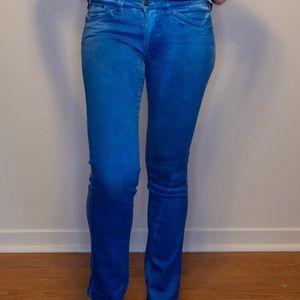 Parasuco bright blue jeans 8031fit